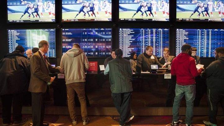 Sports gambling laws