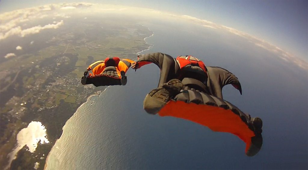 Extreme sports activities news and challenges