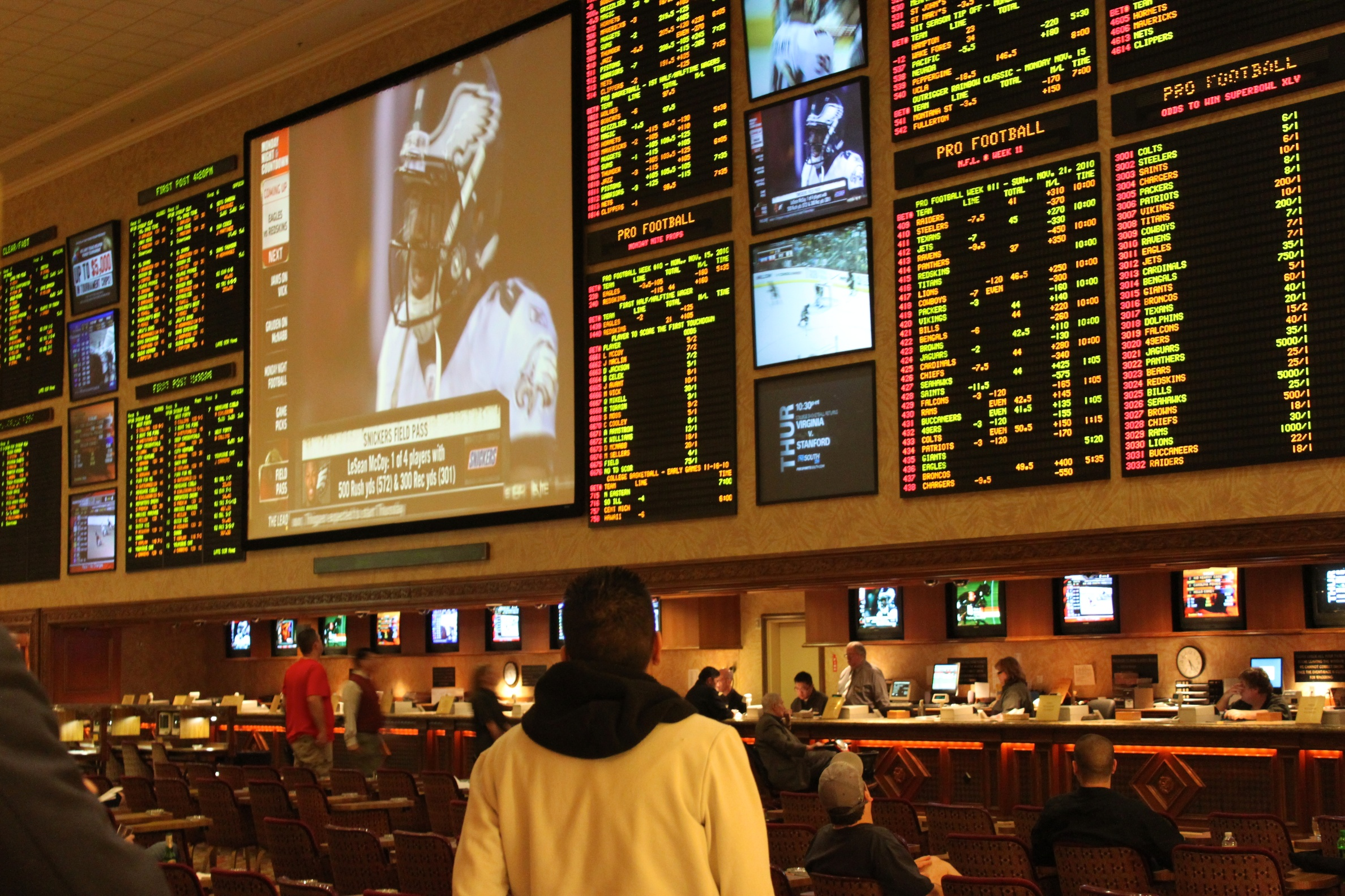 Sports activities Betting Information Sites