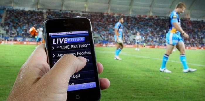 How online sports betting has replaced the primitive sports gambling